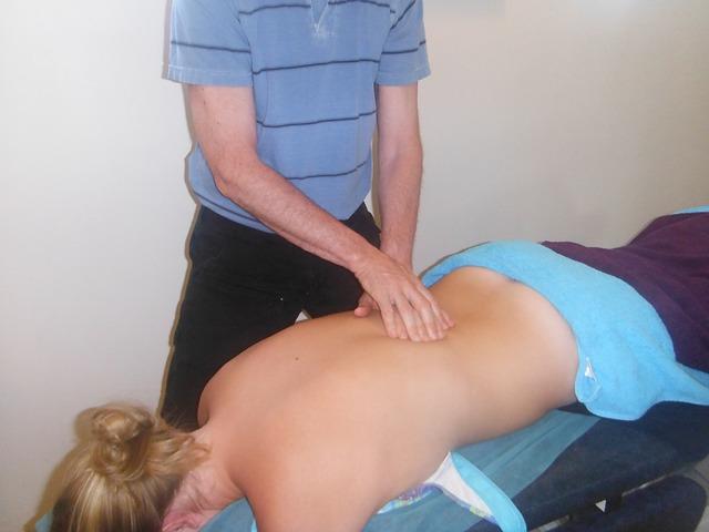 zdraví a masáž