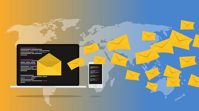 mailování online