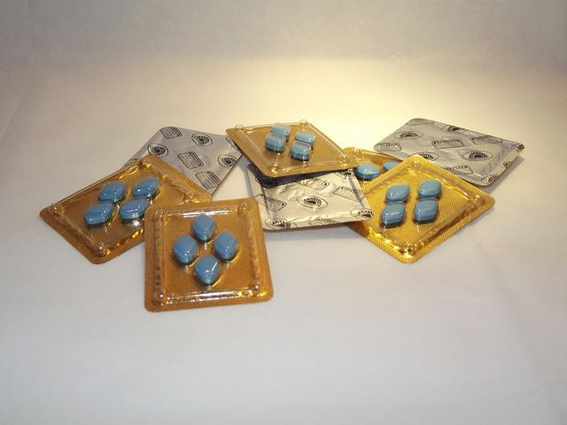podpůrné tabletky